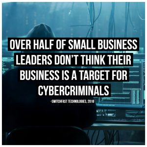 51% of SMB Leaders Think Their Business Isn't a Target for Cybercriminals