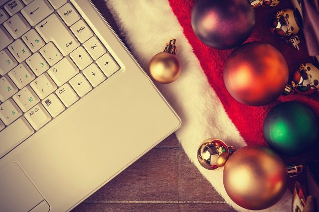 The 12 Days of Email Scams