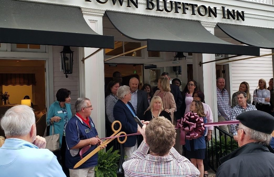 Old Town Bluffton Inn Opens For Business